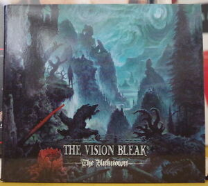 THE VISION BLEAK THE UNKNOW  US GOTHIC METAL COMPACT DISC PROPHECY 2016
