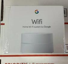 Google WiFi AC1200 Dual-Band Mesh Wi-Fi Router AC-1304