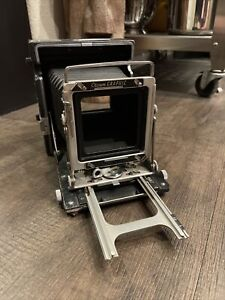 Graflex Crown Graphic 4x5 Camera