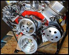 CHEVY BBC 572 STAGE 8.0 TURN KEY ENGINE, NEW DART BIG M BLOCK, 750 hp