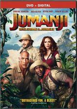Jumanji: Welcome to the Jungle (DVD,2017)