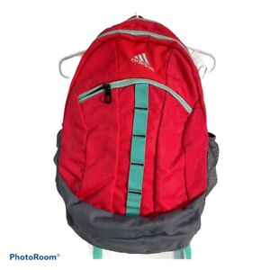 adidas school outdoor hiking backpack deep pockets water bottle pockets