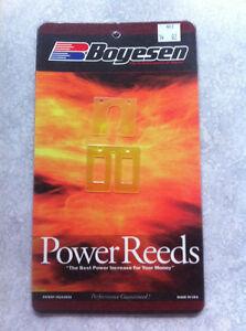 Boyesen Dual Stage Reeds Fits Suzuki DS/TS/PE/RM 50/100/125/185/250/370/400