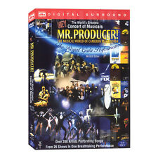 Hey, Mr. Producer : 1998 - The Musical World of Cameron Mackint DVD (*NEW)