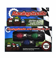 Racing Snails - Three Pack