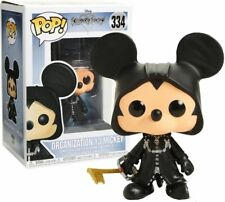 Funko Pop Kingdom Hearts Organization 13 Mickey Boxlunch Exclusive