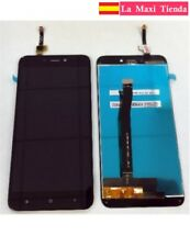 "Pantalla Completa para ""Xiaomi Redmi 4X"" Negra Dorada (LCD + Tactil) Display"