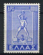La Grecia 1954 SG # 681 10000d ANTICA ARTE MNH CAT £ 130 #A 41842