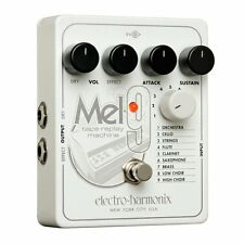Electro-Harmonix MEL9 Tape Replay Machine Mellotron Emulation Guitar Pedal EHX