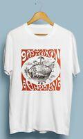 Vintage Jefferson Airplane Last Ship Psychedelic T Shirt S M L XL 2XL