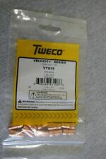 New Tweco Vts35 Velocity Series 10 Pack Contact Tip .035 / .9mm 1110 - 1310