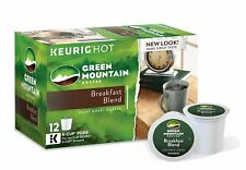 Breakfast Blend Coffee - 48 Count - by Green Mountain Coffee - K-Cup Pod!!