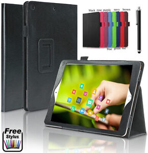 Smart Magnetic Flip Leather Case Cover Stand For Apple iPad AIR 1st Gen 2nd Gen