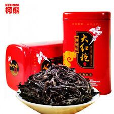 Organic Da Hong Pao Oolong Tea Gift Package Premium Chinese Black Tea Loose Leaf