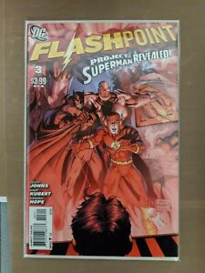 Flashpoint (2nd Series) #3 VF/NM combined shipping available. 2nd print htf