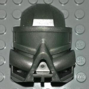 LEGO BIONICLE KANOHI MASK 32571 - KAUKAU - RARE METALLIC SILVER, GREAT CONDITION