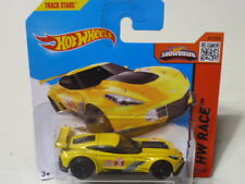Hot Wheels CORVETTE C7.R
