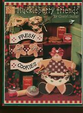 New ListingNew Huckleberry Friends Seslar tole painting book patterns primitive holiday