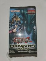 Dragons Of Legend Yugioh Booster Pack 1st Edition