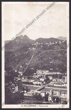 BERGAMO SAN PELLEGRINO TERME 93 Cartolina viaggiata 1931