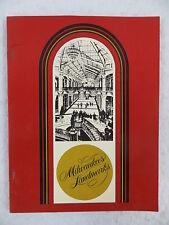 MILWAUKEE'S LANDMARKS Florentine Opera Club 10th Landmark Ball Commemoration