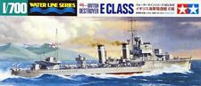 Tamiya 31909 1/700 Scale Model Kit WWII British RN Royal Navy E Class Destroyer