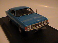 VALIANT CHARGER XLVJ SERIES 6 PACK 1:32 SCALE LIMITED EDITION 1 OF 2500 BLUE