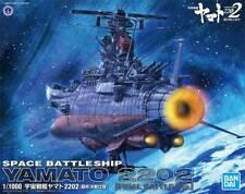BANDAI - Space Battleship Yamato 2202 Final Battle Ver. (1/1000) Model Kit