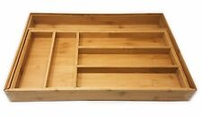 Threshold Expandable Drawer Organizer 17'' L x 11¾'' W x 2'' H