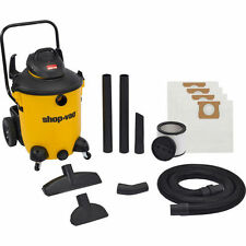 Shop-Vac 14 Gallon/ 6.5 Peak HP Pro Series Wet or Dry Vacuum with Cart