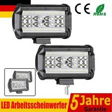 2x1400W LED Arbeitsscheinwerfer Offroad Scheinwerfer 12V 24V für Jeep SUV Bagger