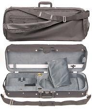JSI-Bobelock 1009 Adjustable Viola Case with Gray Velour Interior - AUTHORIZED!