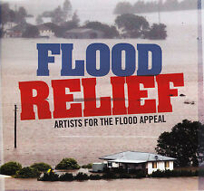 FLOOD RELIEF / VARIOUS ARTISTS - 3 CD SET