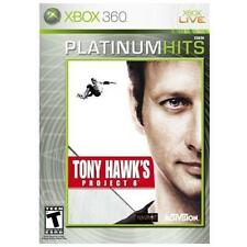 BRAND NEW SEALED XBOX 360 Tony Hawk's Project 8 [Platinum Hits] (Xbox 360, 2006)