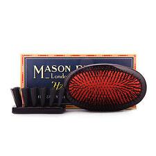 Mason Pearson Boar Small Extra Military Pure Bristle Medium Size Hair Brush 1pc