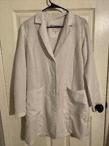 Grey's Anatomy Lab Coat Jacket 2402 Medium White