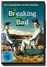 4 DVD-Box ° Breaking Bad - Staffel 2 ° NEU & OVP