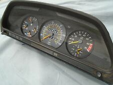 Mercedes W126 380 Instrument Cluster Speedometer 1265424801 380SEL 380SE 420 500