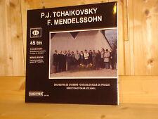 Tchaikovsky String Serenade STEJSKAL Audiophile SARASTRO 45 RPM LP SAR 7813 NEW