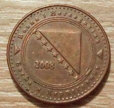 Bosnien und Herzegowina  10  Feninga  2008