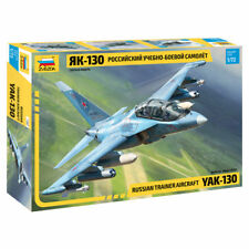 ZVEZDA 7307 Yak-130 1:72 AIRCRAFT MODEL KIT