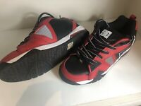 Mens Cortex Dc Skateboard Shoes Size Usa 8 Uk 7.5