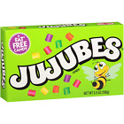 12-Pack Jujubes Gummy Candy, 5.5 Ounce Theatre Box