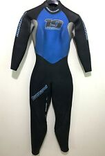 Nineteen 19 Womens Triathlon Wetsuit Size Small Tsunami Full Suit - Retail $450