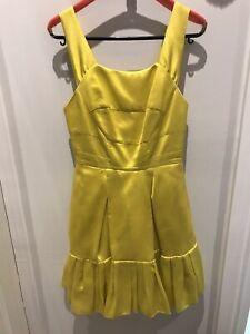 Lisa Ho Silk Dress Size 6