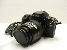 Canon EOS 10S Camera Sigma Auto Focus F=55 200mm Hoya Skylight