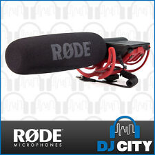 Rode VideoMic On-Camera Video Shotgun Microphone DSLR Video Mic