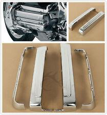 Chrome Lighting Valve Covers For Honda GL1800 & F6B Goldwing 2001-2016 2012 2015