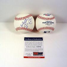 Lucy Liu Sexy Kill Bill Elementary Signed Autograph Mlb Baseball Psa/Dna Coa