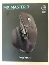 Logitech MX Master 3 Advanced Wireless Mouse Unifying USB or Bluetooth BRAND NEW